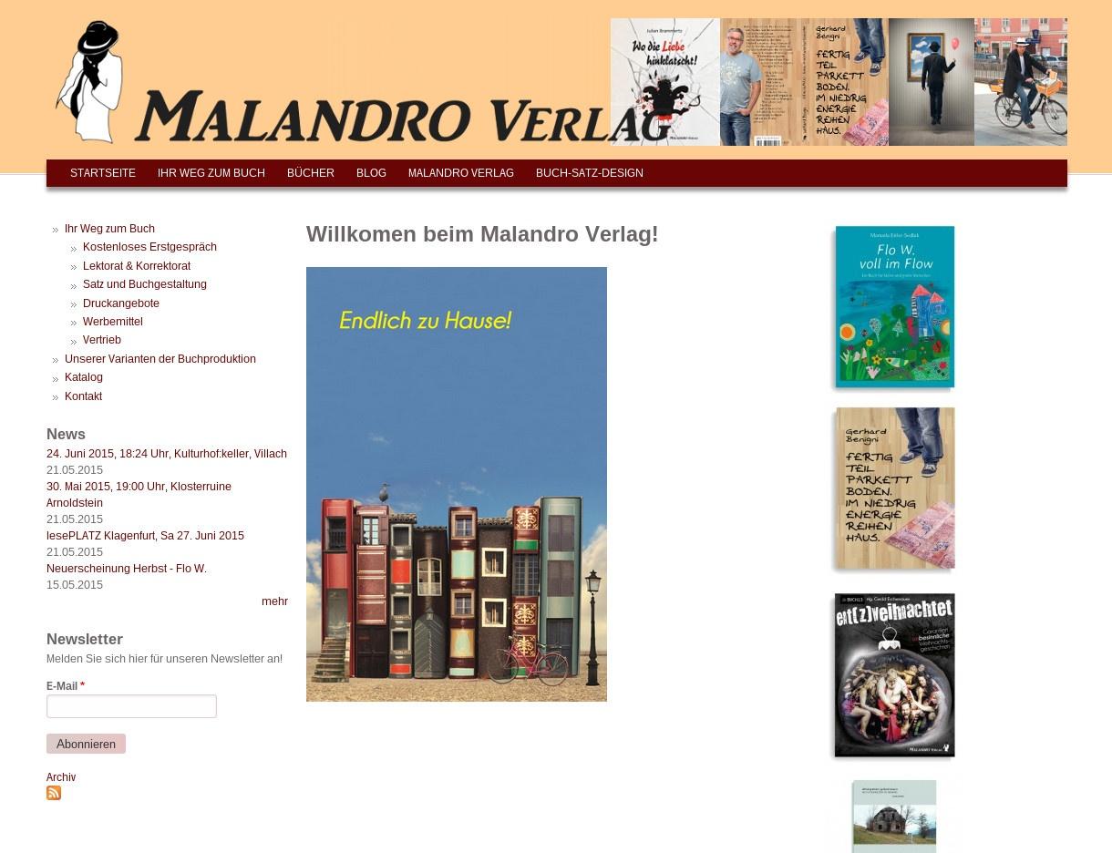 Malandro Verlag | np-Edv